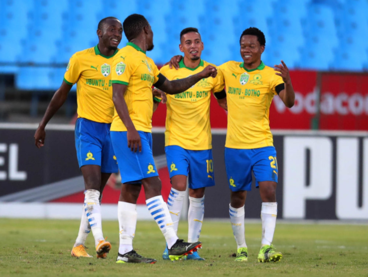 Mamelodi Sundowns will look to emulate their 2016 CAF Champions League success