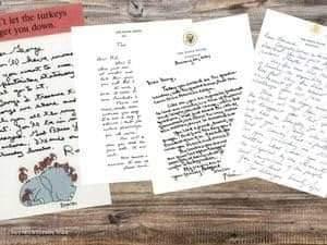 أبرز الرسائل الرئاسية التي تركها زعماء أميركا لخلفائهم