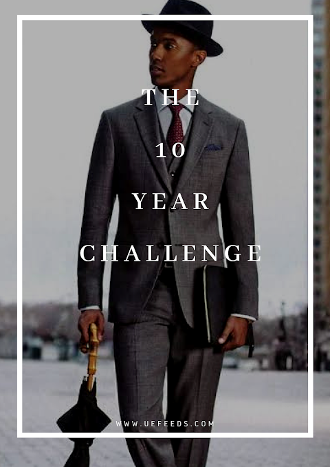 The 10 Year Challenge