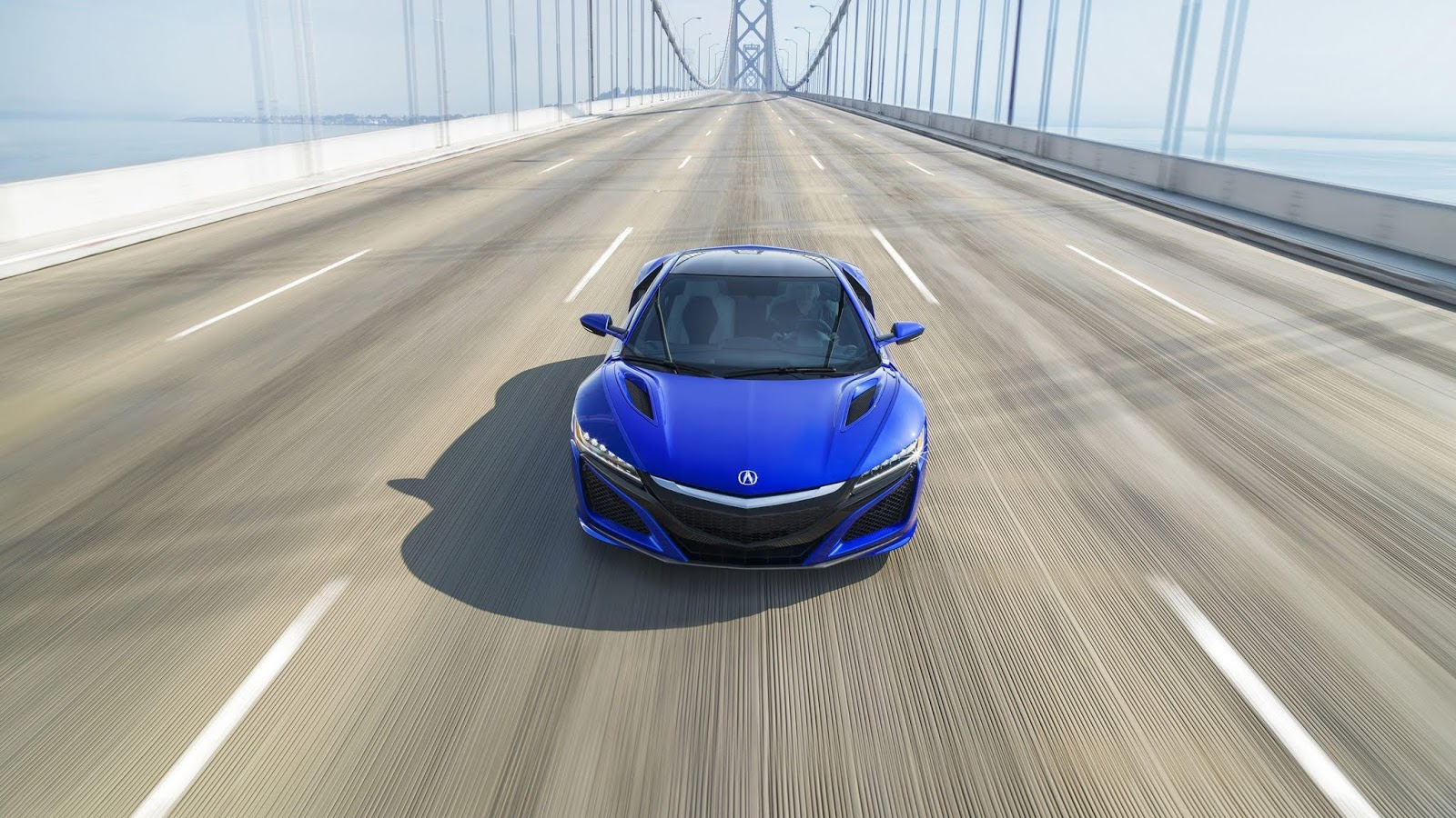 2017 Acura NSX Wallpapers