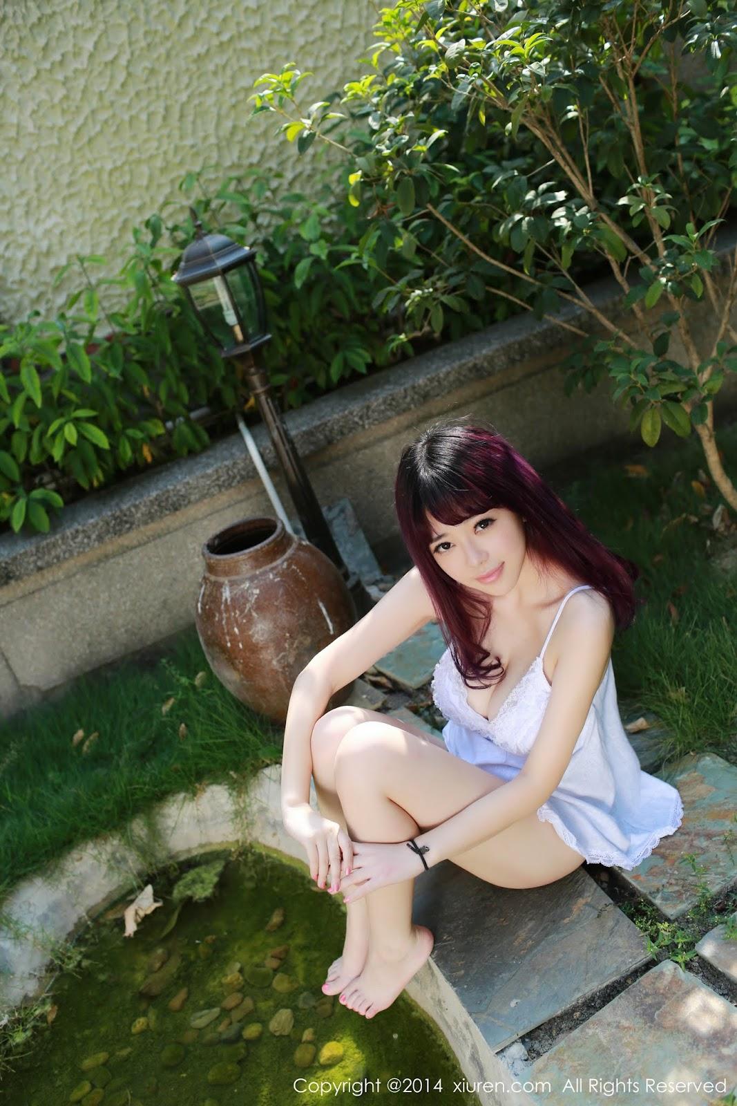 0066 - Hot Girl XIUREN NO.237 FAYE Nude XXX