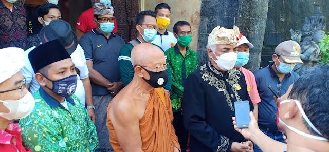 Pergunu Bali Ikut Sukseskan Vaksinasi Masal Yang Di Selenggarakan INTI & IKBS