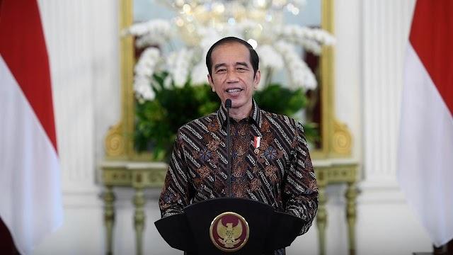 Jokowi Peringati Harsiarnas Efektif Sosialisasi Penekanan Pandemi