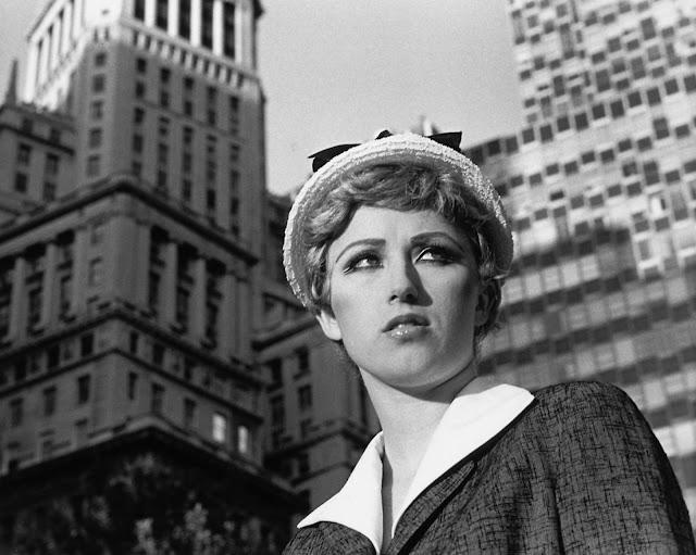 a 1978 photograph by Cindy Sherman
