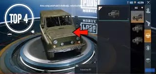 TOP4(VEHICLE UAZ):-