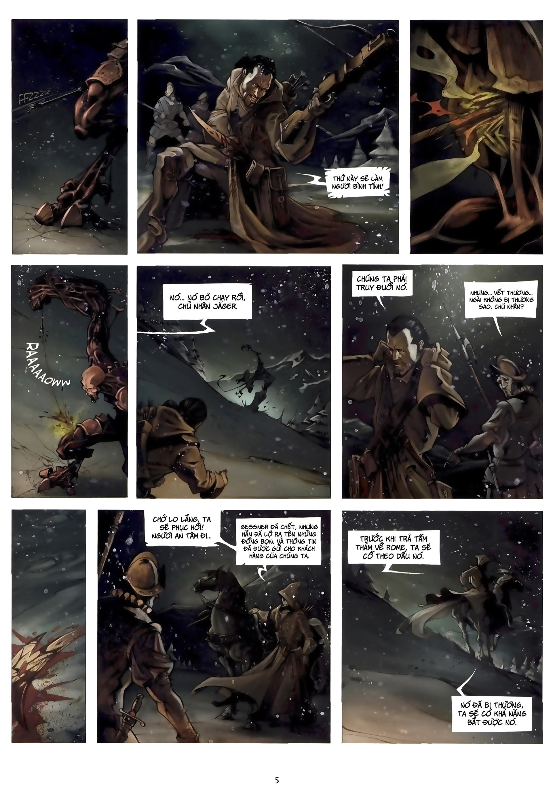 The Unicorn | Kỳ Lân Dị Truyện