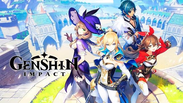 Genshin Impact el nuevo juego de rol gratuito inspirado en Breath of the Wild