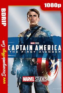 Captain America The First Avenger (2011) BDRip 1080p Latino