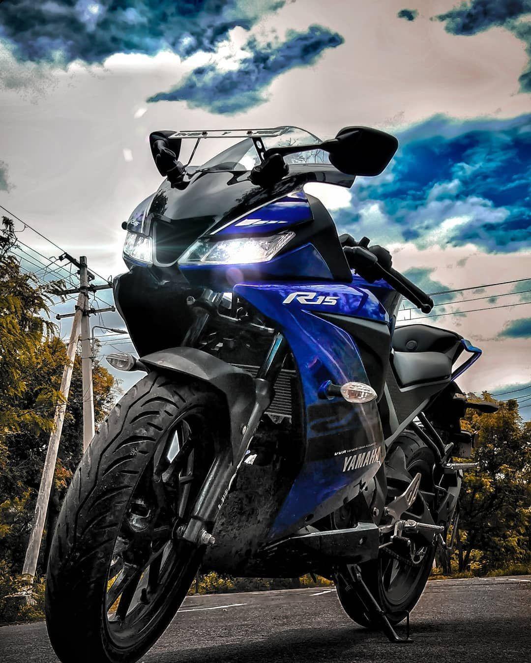 Gambar Yamaha R15 V3 kualitas HD - 5