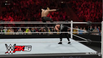 Download WWE 2K16 PC Game