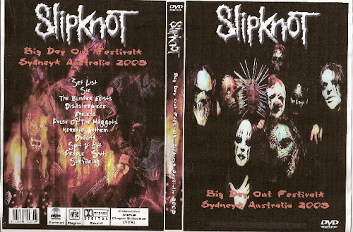 dvd slipknot disasterpieces megaupload