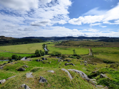 Re-visiting Dunadd Shemaron: A Beautiful Endeavour Fiona Malkin @ringnetter