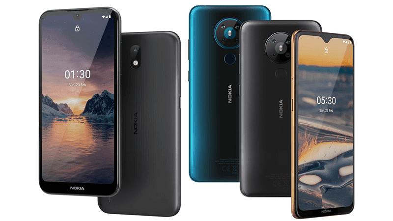 Nokia 1.3 and Nokia 5.3 announced