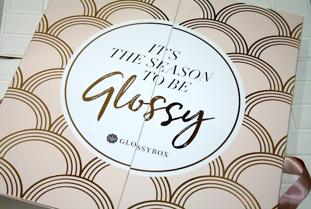 Glossybox Advent Calendar 2019 - Full Content Reveal.