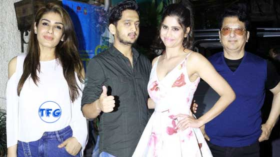Screening Of Marathi Film Girlfriend Held In Mumbai