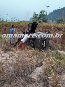 Morador do Distrito do Iata morre após colisão com parede de terra