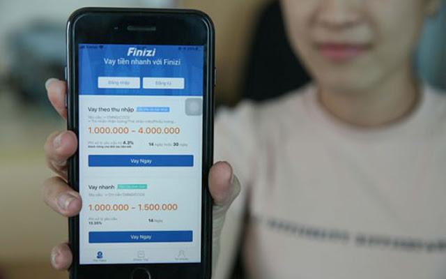 Phần lớn các ứng dụng cho vay App online là của người Trung Quốc