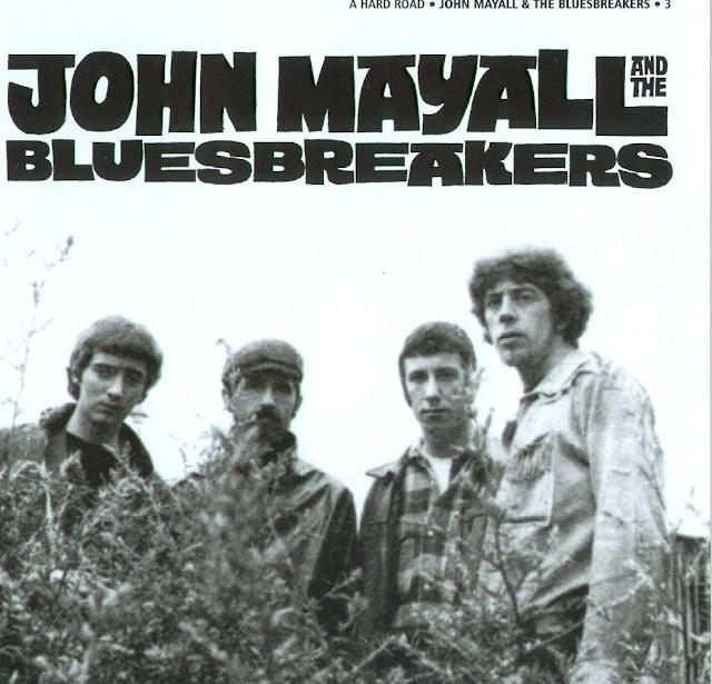 Resultado de imagen de John Mayall & the Bluesbreakers