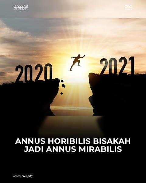 ANNUS HORIBILIS BISAKAH JADI ANNUS MIRABILIS (MARDIGU WP)