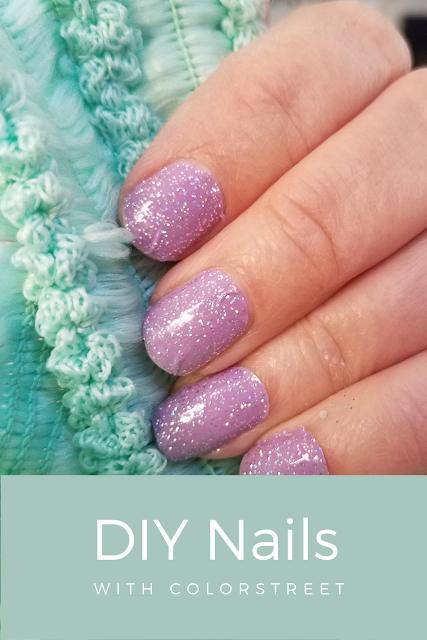 Easy DIY Nails at Home with Color Street