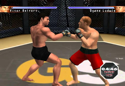 Download UFC Sudden Impact Game setup