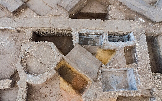 Ancient Roman culinary preferences revealed in Ashkelon excavation