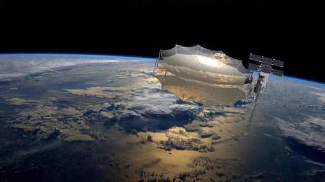 Satelit Baru Dapat Menembus ke Dalam Gedung, Siang atau Malam