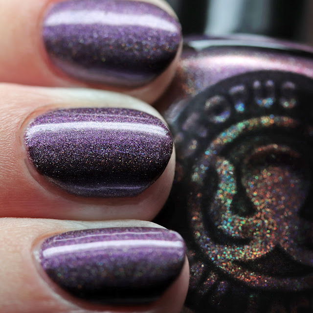 Octopus Party Nail Lacquer Pigeon