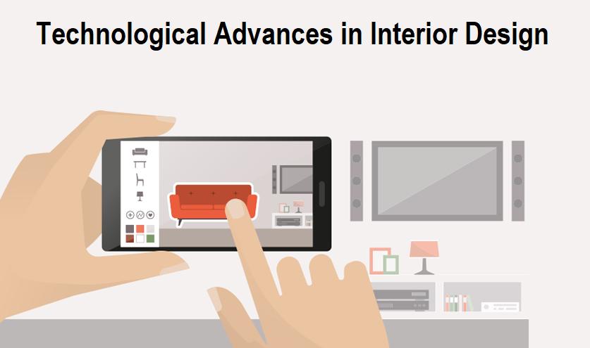 Technological Advances in Interior Design