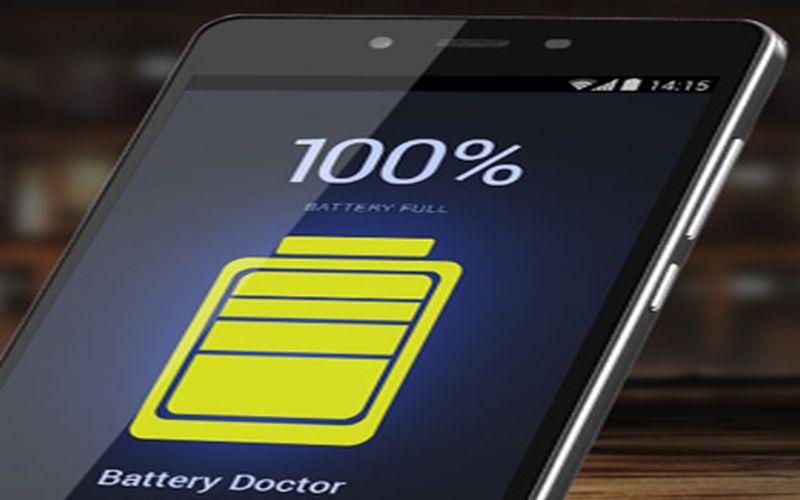 Smartphone Baterai Besar