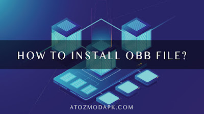 HOW TO INSTALL OBB FILE