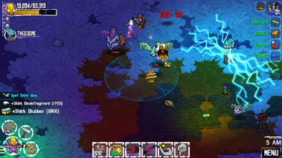 Crashlands v1.0.4 Apk-screenshot-4