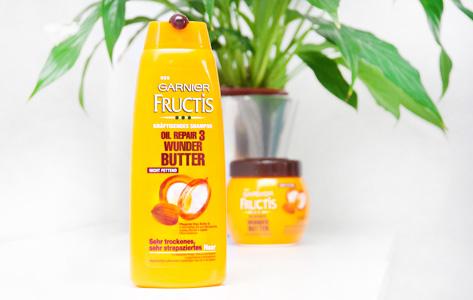 Review Garnier Fructis Wunder Butter Shampoo