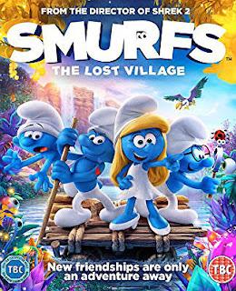 Os Smurfs e a Vila Perdida Legendado Online