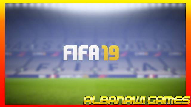 تحميل المود الكامل الخرافى لتحويل PES2017 الى FIFA 19 + متوافق مع جميع الباتشات واللعبة الخام من الميديا فاير