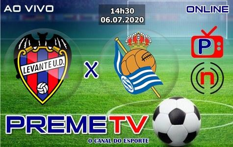 Levante x Real Sociedad Ao Vivo