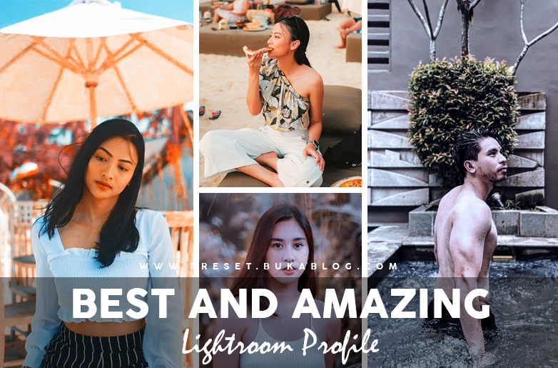 Free Best Amazing Lightroom Profile and Preset