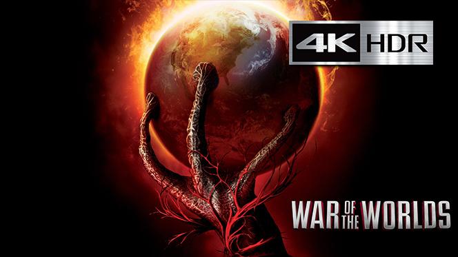 La Guerra de los Mundos (2005) 4K UHD [HDR] Latino-Castellano-Ingles