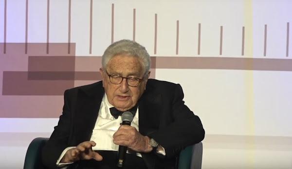 Χ.Κίσινγκερ: «Παγκόσμια συνεργασία ή παγκόσμιος πόλεμος»