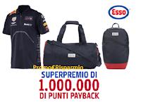 Logo Concorso ''Premi e punti'' e con PayBack e Esso vinci 1 Milione di punti e 9.000 premi!