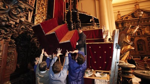 El Covid tira los castillos en el aire de la Semana Santa de Córdoba 2021