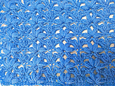 4 - Crochet Imagen Puntada a crochet linda para mantas y cobijas por Majovel Crochet