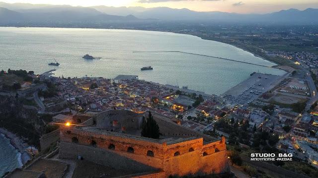 Οι σεισμοί και η σημασίας τους στην αναγέννηση του Ναυπλίου