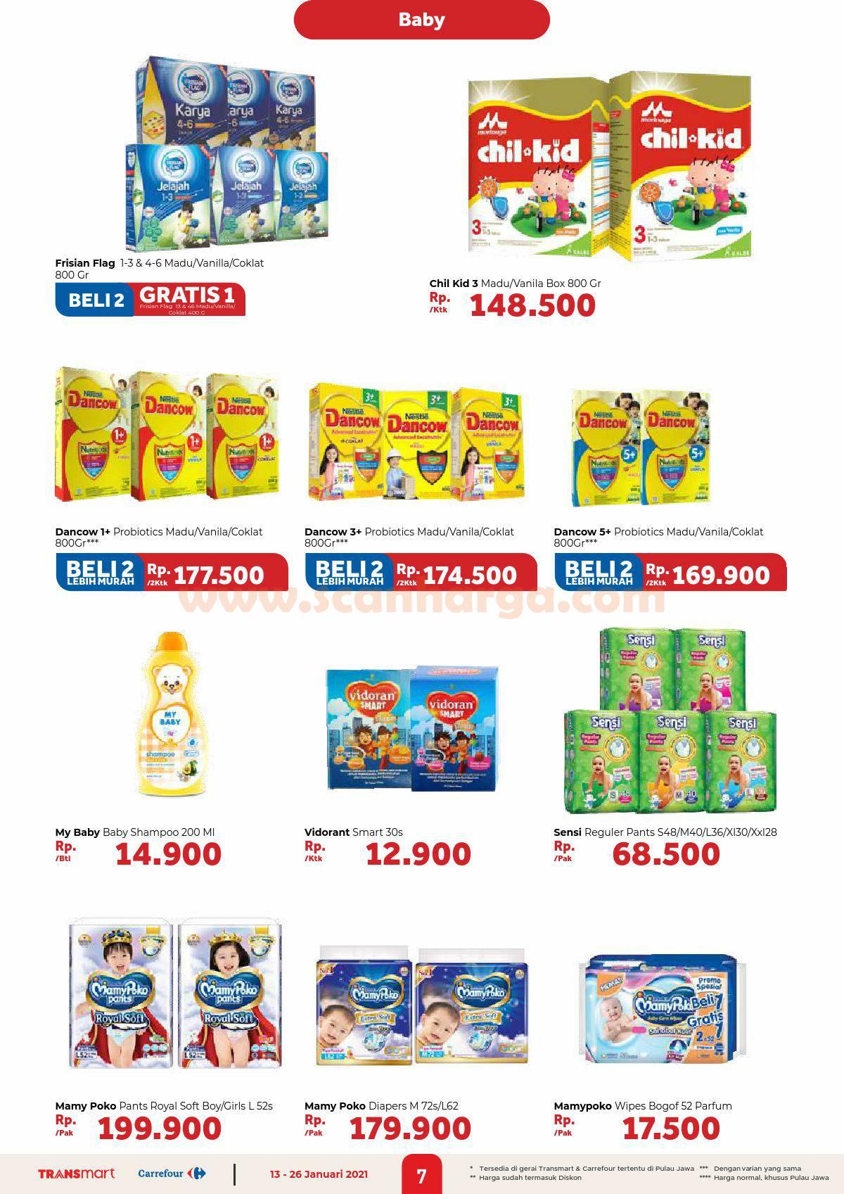 Katalog Promo Carrefour Transmart 13 - 26 Januari 2021 7