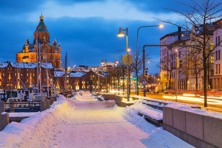 Viajes y turismo, Helsinki, Finlandia