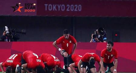 نتائج المصريين في أولمبياد طوكيو في اليوم الخامس الأربعاء 28 يوليو