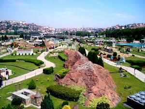 Miniaturk, Wisata di Taman Mini Turki
