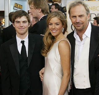 Liam's dad Kevin and his siblings