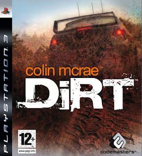 Colin McRae Dirt 1 PS3 Torrent