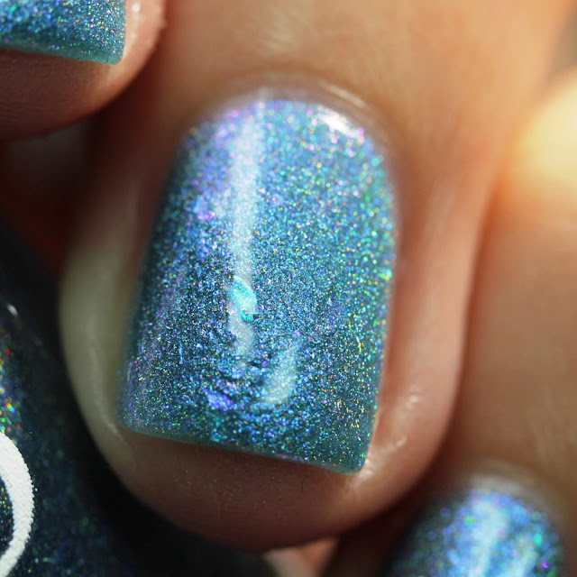 Paint It Pretty Polish Blue Jay Way swatch by Streets Ahead Style
